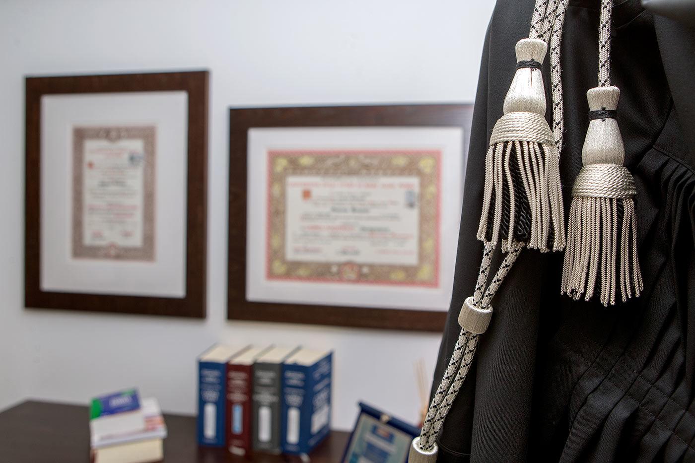 avvocato penalista specchia
